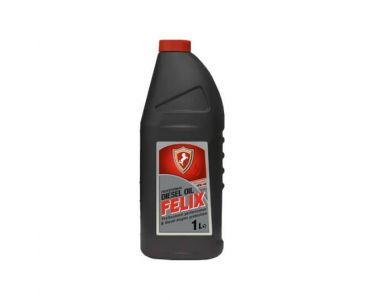 - Масло моторное Professional diesel oil FELIX 10W-40 API CF-4/SG -